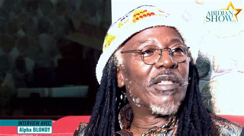 alpha blondy interview avec alpha blondy youtube