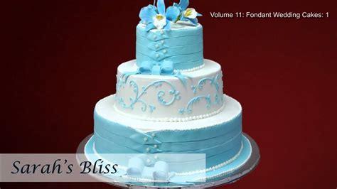 Fondant wedding cakes   Wedding Cakes Pictures   Wedding