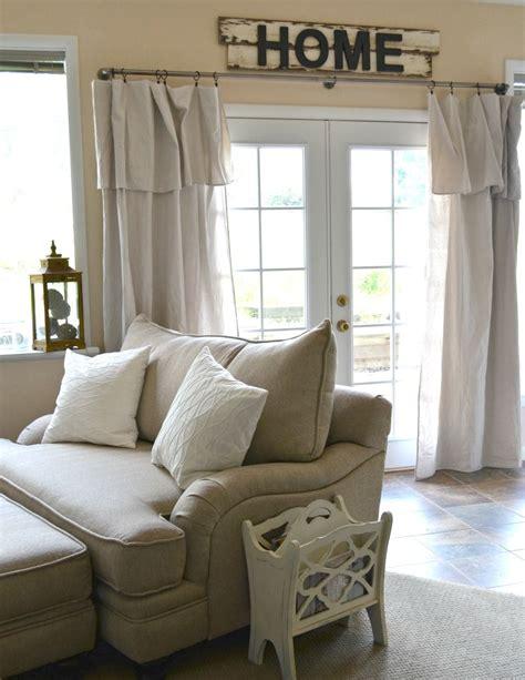 farmhouse decor curtains my 5 easiest diys to try this weekend farmhouse style and basements