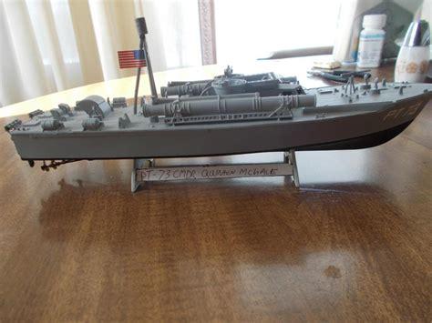 mchale s navy pt boat pt 73 from mchale s navy imodeler