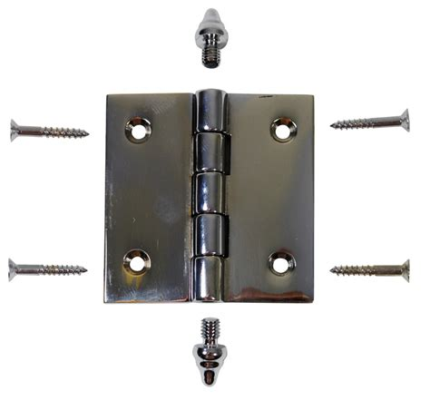 Chrome Cabinet Hinges by Chrome Solid Brass Cabinet Hinge Decor Tip 2 Quot Renovator