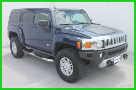 how to fix cars 2009 hummer h3 navigation system sell used 2009 hummer h3 suv 88k miles 4wd 4x4 leather navigation sunroof we finance in