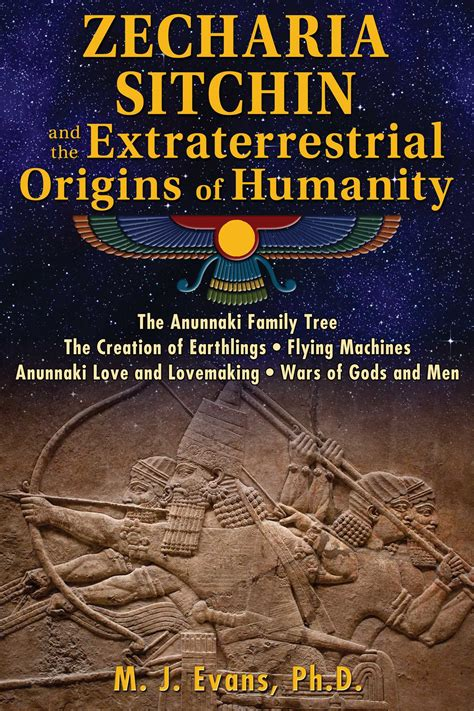 Book Of Origins zecharia sitchin and the extraterrestrial origins of