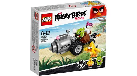 75821 piggy car escape products lego 174 the angry birds