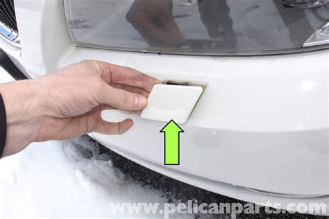 the replacement bmw e90 front bumper removal e91 e92 e93 pelican