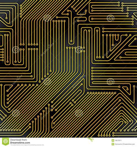 seamless pattern jpg computer circuit board seamless pattern stock vector