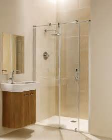 shower doors for small bathrooms tile shower room with sliding glass door also shower