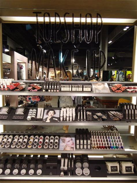 top shop nail bar pictures of topshop australia s beauty range in melbourne
