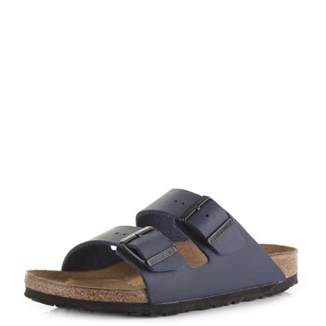 navy blue sandals womens birkenstock arizona narrow navy blue