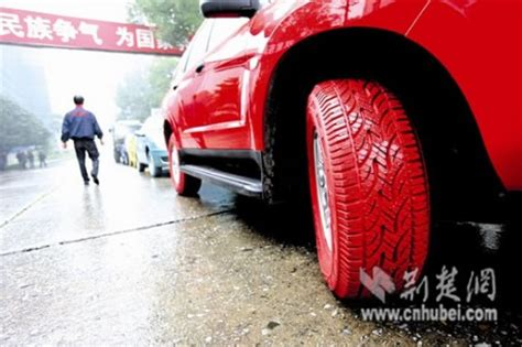 colored car tires black is dead china introduces colored tires the