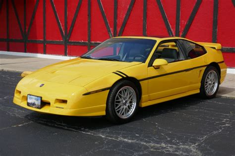 1987 pontiac fiero gt specs 1987 pontiac fiero gt 3 8 l 5 speed supercharged v6