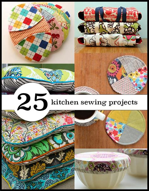 kitchen craft projects 70 gorgeous things to sew for home diy craft projects