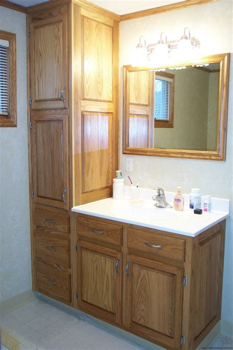 bathroom her cabinet bathroom vanity with tall cabinet bathroom vanity