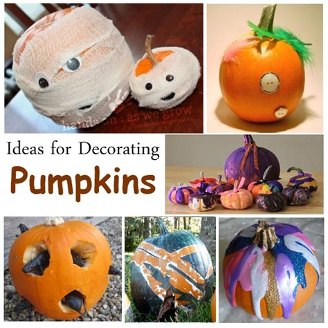 Pumpkin Decorating For Toddlers by Decorate Pumpkin Lots Of Ideas