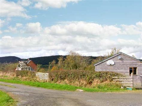 Cabins In Wales by Rhiewgog Log Cabin Powys Mid Wales