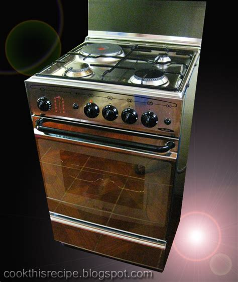 Dapur Gas Oven Elba cook this recipe our elba gas range