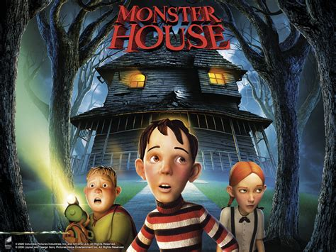 the monster house monster house pics images frompo 1