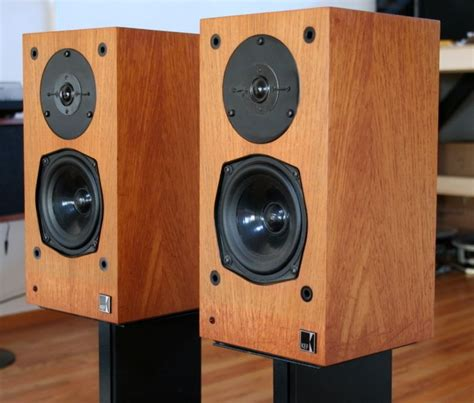 Speaker Nesdo Ns 21 By Mega E kef reference 101 vintage audio