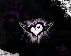 Cool Emo Hearts