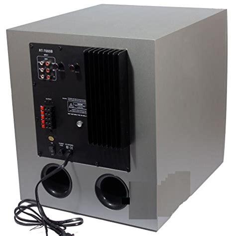 digital bass rtb    powered home theater