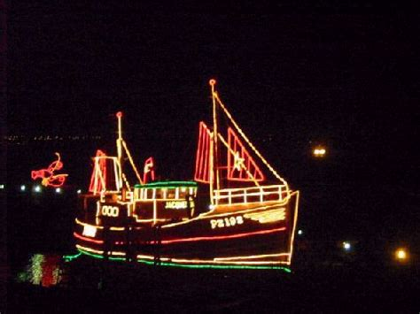 cornwall december christmas lights