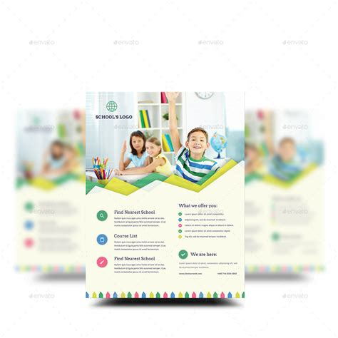 education poster templates education flyer by rtralrayhan graphicriver