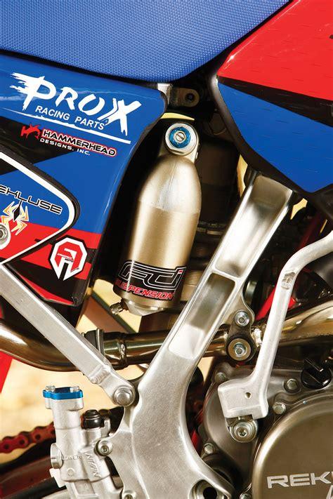 dirt bike magazine two stroke tuesday cycra yz250