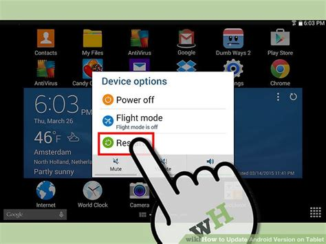 upgrade android version 3 ways to update android version on tablet