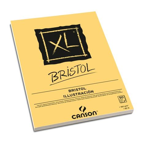 canson sketchbook a4 canson xl bristol a4 50 sheets 180gr