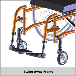 swing away video quickie2 lite frame styles