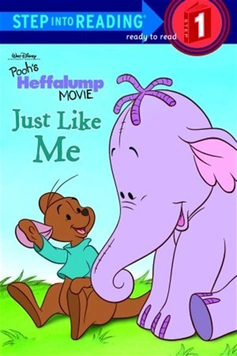 just like jackie books just like me pooh s heffalump by apple