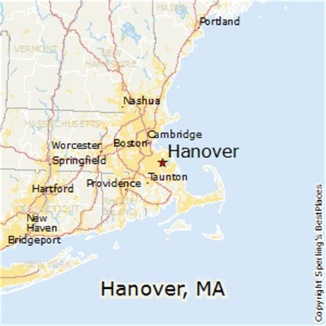 best places to live in hanover massachusetts