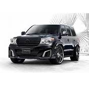 Wald Toyota Land Cruiser Black Bison Preview  Motorward