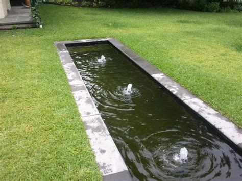 formal pond construction vic