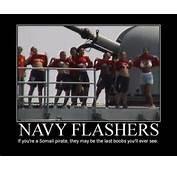 Navy Flashers  Military Humor