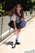 Middle School Girls High Heels