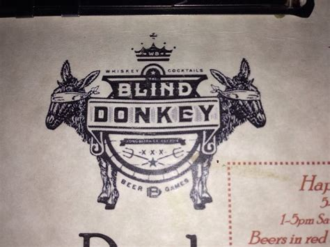 The Blind Donkey First To Add This Sweet Joint Yelp