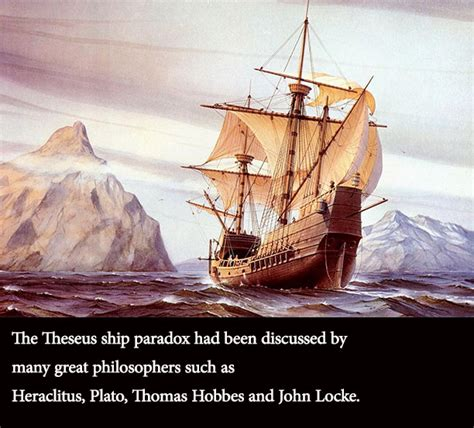 ship of theseus the ship of theseus a paradox about the personal