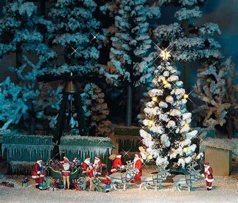 busch 5411 4001738054118 beleuchteter weihnachtsbaum f 252 r