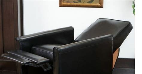 foot rests for living room leather recliner chair black living room foot rest theater home new comfortable unique