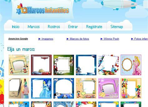 montajes y fotomontajes infantiles para ni os y bebes marcos para fotos archivos 183 fotomontajes infantiles