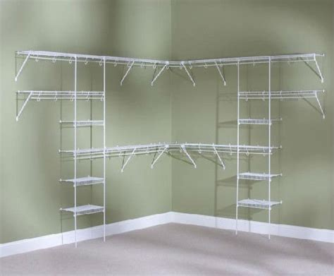 Wire Closet Racks by Wire Shelving Richardson Glass Service