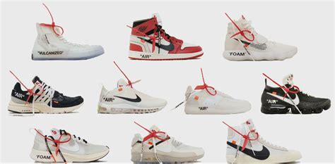 Teh Tehan rate quot the ten quot from the white x nike collaboration