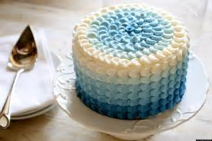 ombre cake how to bake them in every color photos
