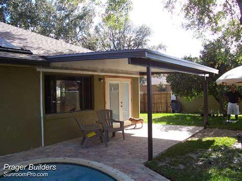 Orlando Florida Pool Deck Patio Cover. Prager Builders