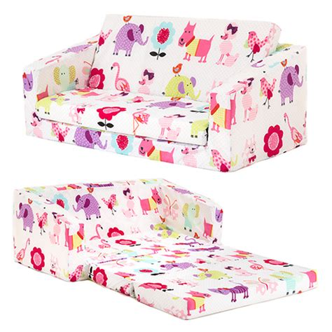 kids flip out sofa beds cute pets kids flip out lily sofa bed sleep over fold