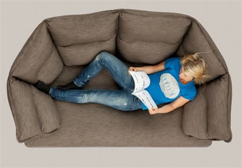 spooning couch enveloppe sofa by inga sempe is as great as spooning 6sqft