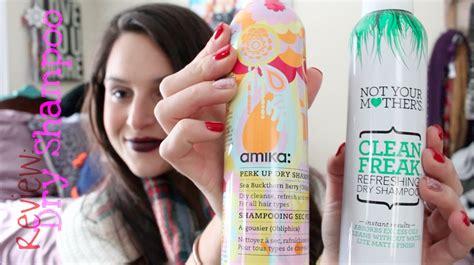review amika    mothers dry shampoo youtube