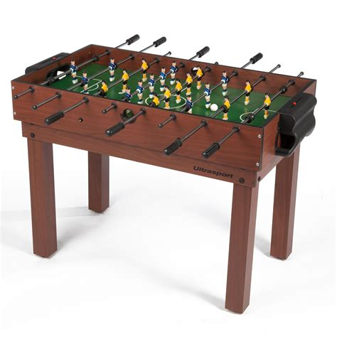 how to play table football ultrasport play table 12 in 1 zone kid s play table