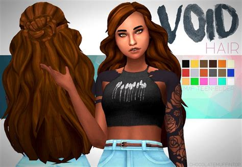 sims 4 maxis match cc hair 254 best sims 4 female maxis match hair images on